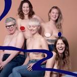 The Female Company: Frauen posieren