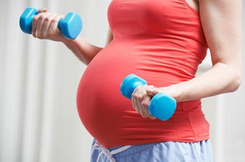 Schwangerschaftssport