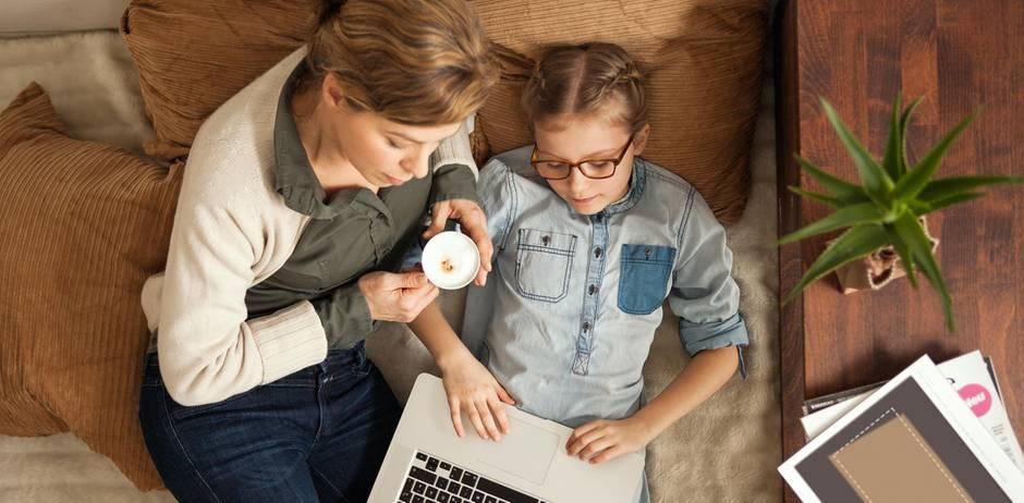 Corona in den Medien: Was Eltern jetzt wissen sollten