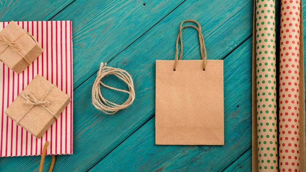 Geschenktüten basteln: So leicht geht's