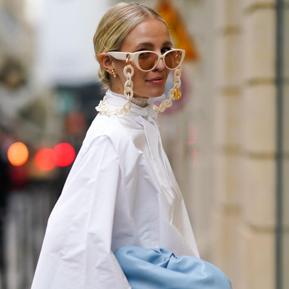 Das weiße Hemdblusenkleid oder::  Das einzige Modeteil, das ihr diesen Frühling braucht!