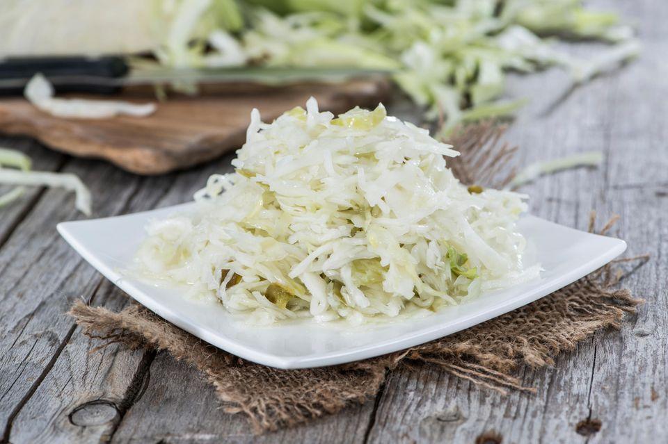 Kalorien-Check: Krautsalat