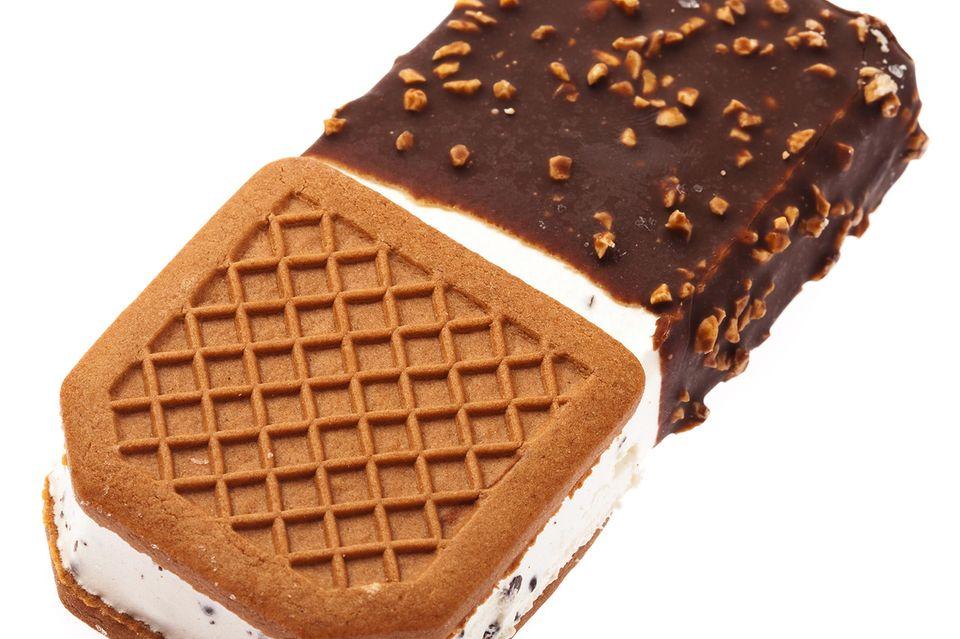 Kalorien-Check: Eisblock