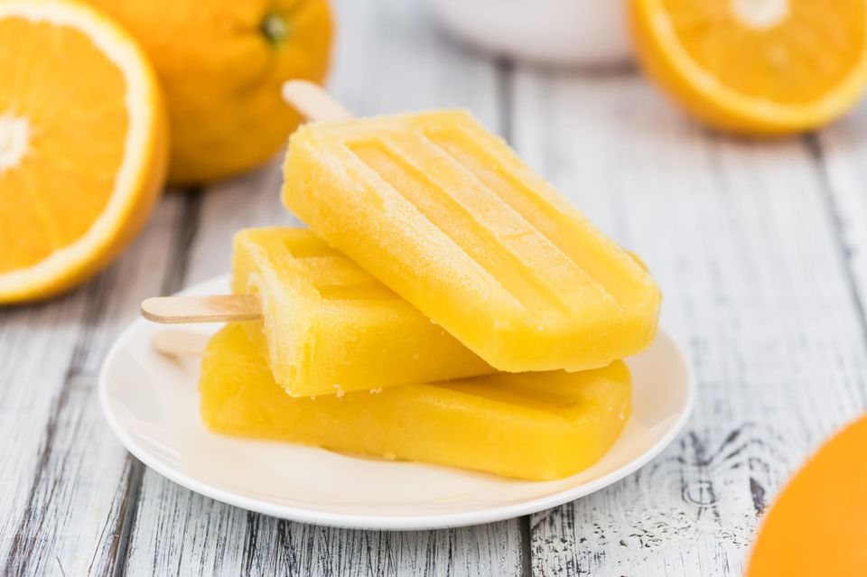 Kalorien-Check: Fruchteis