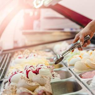 Kalorien-Check: Eis