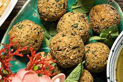 Kräuter-Falafel