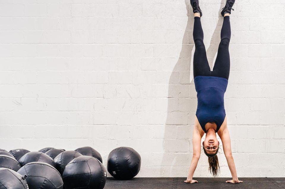 Fitness-Übungen nach MaxxF