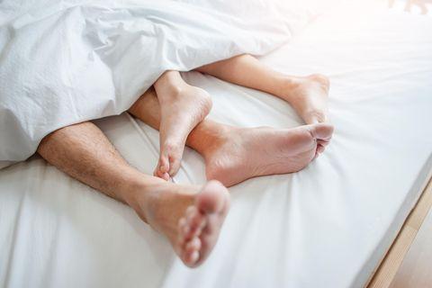 Gibt es tatsächlich Eltern, die noch Sex haben?