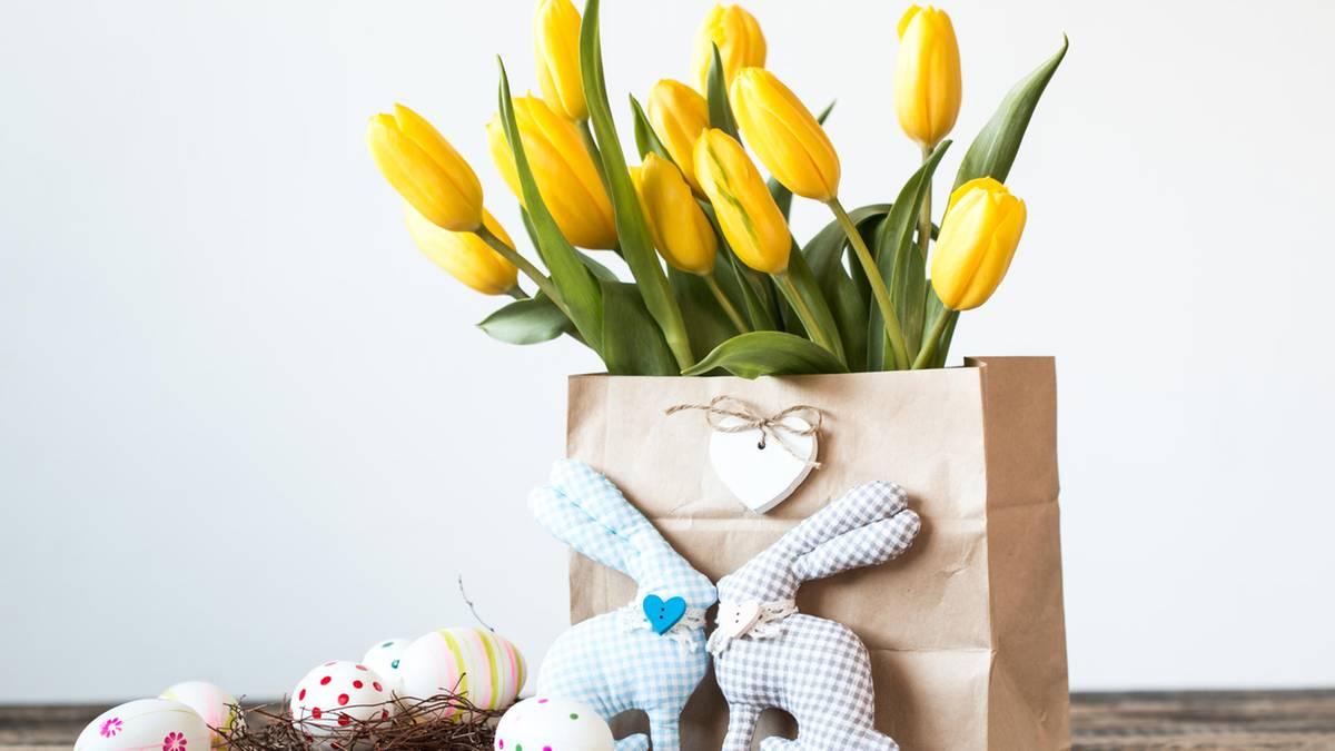 Ostergeschenke basteln: Die schönsten Ideen