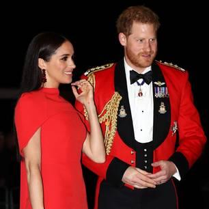 Prinz Harry + Herzogin Meghan äußern sich: Neue Megxit-Details
