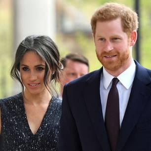 Herzogin Meghan: Schwanger mit Baby Nr. 2 von Harry?