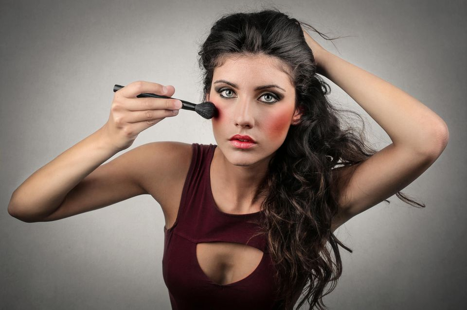Richtig schminken: Hilfe gegen Beauty-Pannen