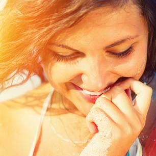 3 Sternzeichen, die die beste Woche haben werden: Glückliche Frau