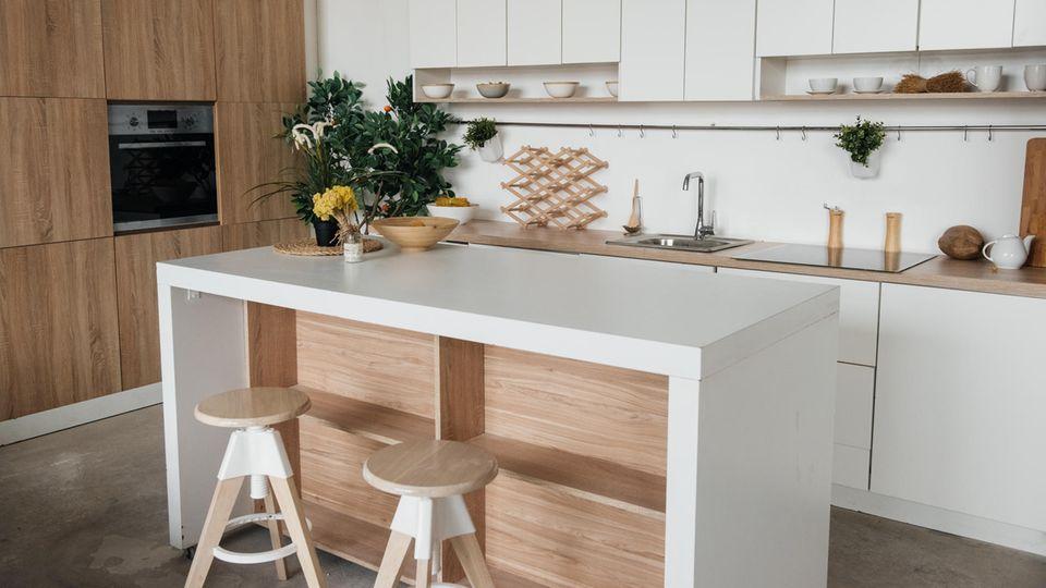 IKEA-Trick: Aus 3 Regalen wird deine neue Traumküche