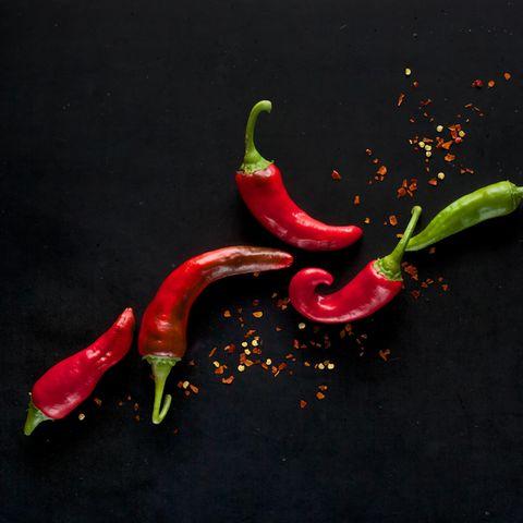 Erotische Rezepte: Heiße Küche