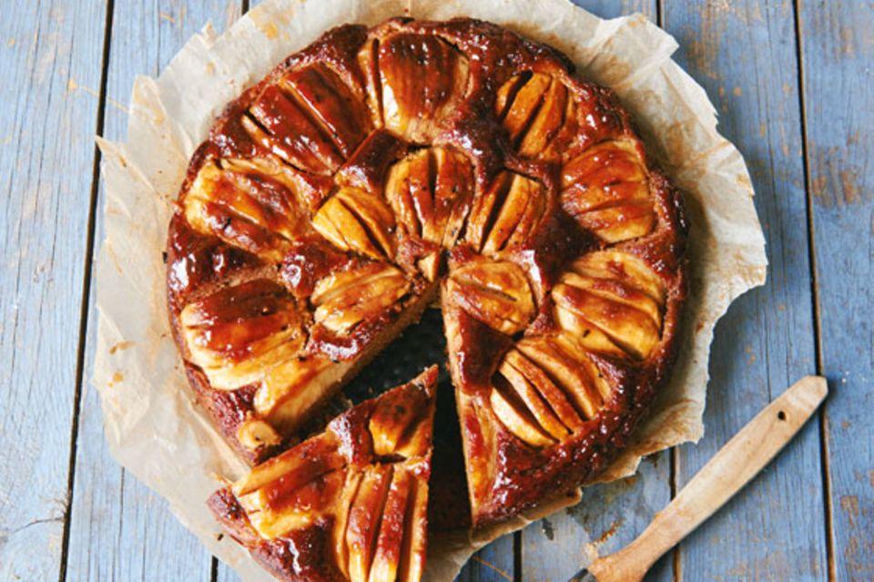 Zimt-Apfelkuchen