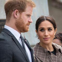 Herzogin Meghan: Warum sie mit Prinz Harry in die USA zieht