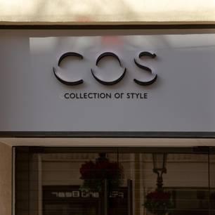COS: Neue Luxuslinie von H&M