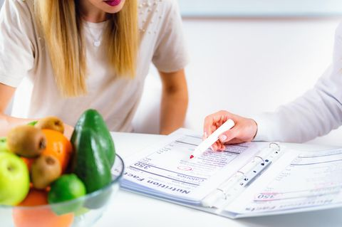 Ernährungsberater: Ernährungsberatung