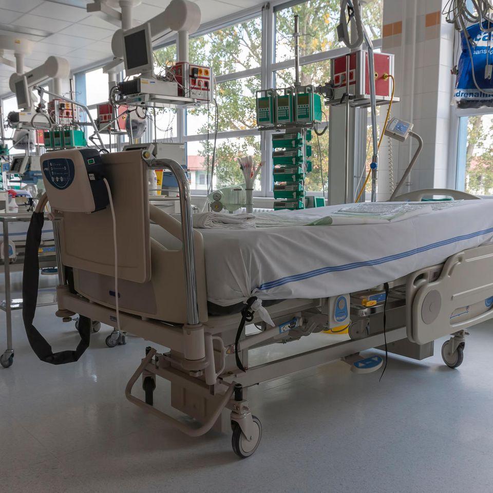 Coronavirus: 90-jährige Covid-19-Patientin lehnt Beatmungsgerät ab