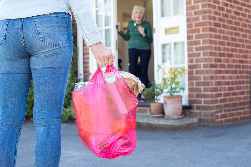 Quarantänehilfe: Hilfe für Nachbarn in Zeiten des Coronavirus