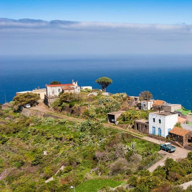 Kanaren: La Palma