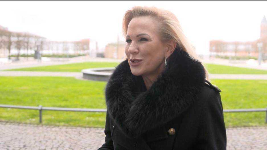 Claudia Norberg: Das ist ihr neuer Freund