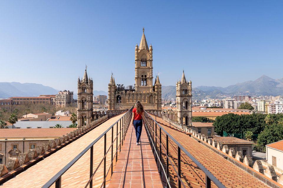 Siziliens Hauptstadt: Palermo