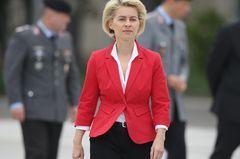 Ursula von der Leyen, 54, CDU