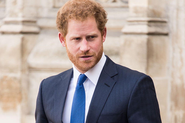 """Royals: Prinz Harry """"überwältigt von Schuldgefühlen"""""""