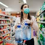 Vorrat für 2 Wochen: Schlau einkaufen, statt blind zu hamstern