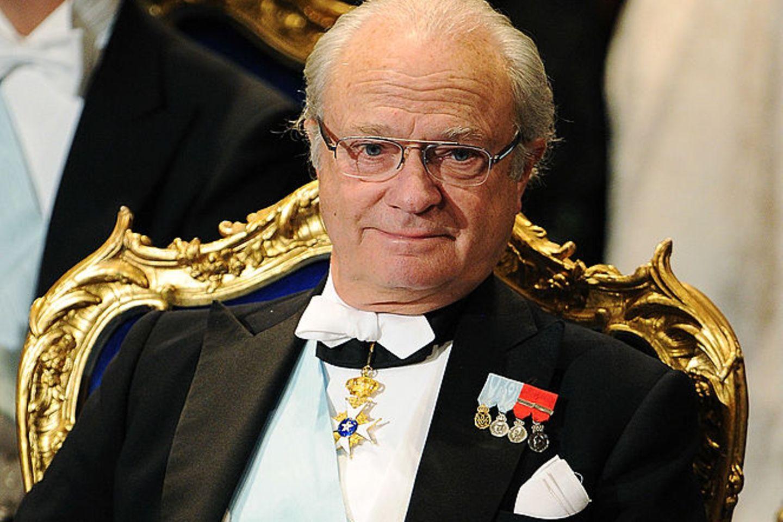 Schwedische Royals: König Carl Gustaf spricht über Enkelkinder
