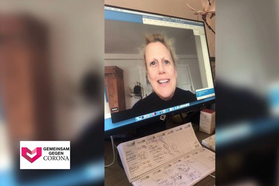 Barbara: Gruß aus der Coronavirus-Isolation