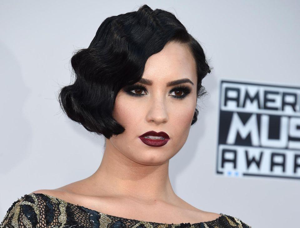 Wasserwelle: Demi Lovato