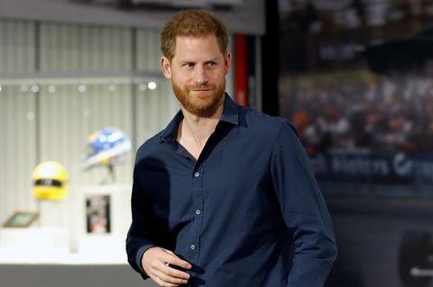 Prinz Harry: Megxit-Machtwort! Er steht zur Queen