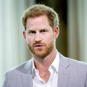 Royals: Prinz Harry von Palast-Website gelöscht?