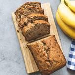 Bananenbrot ohne Mehl
