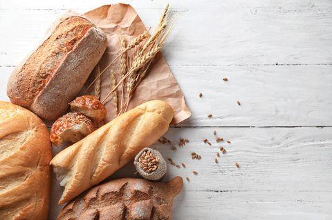 Weizenallergie: Weizenprodukte