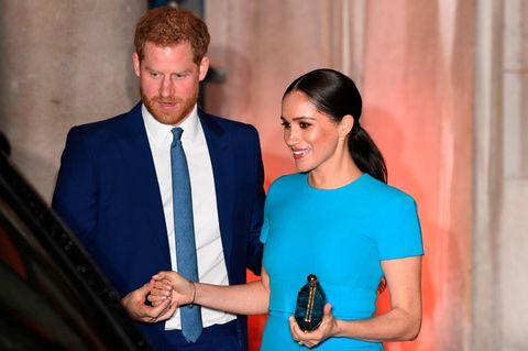 Royals: Die Paparazzi lauern schon auf ein Foto von Harry und Meghan