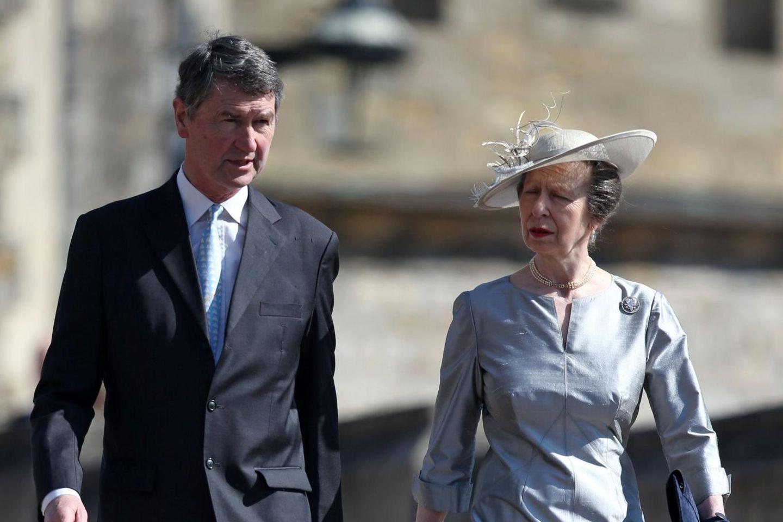 Prinzessin Anne: Gestohlene Liebesbriefe enthüllten ihre Affäre