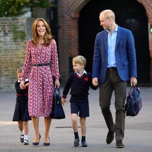 Prinz William + Herzogin Catherine: Besonderes Osterfest mit den Kindern