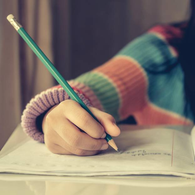 Isolation wegen Coronavirus: Fünfjährige schreibt an alten Nachbarn