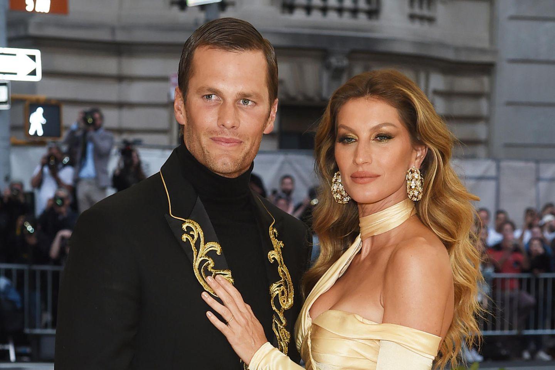 Hollywood-News: Tom Brady spricht über Ehekrise mit Gisele Bündchen