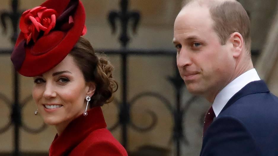 William und Kate: Osterbasteln mit Kindern