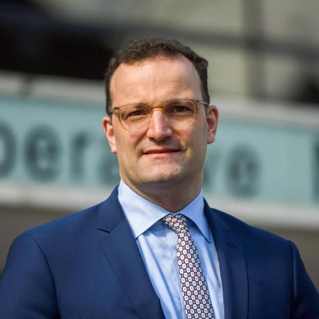 Corona aktuell: Bundesgesundheitsminister Jens Spahn (CDU)