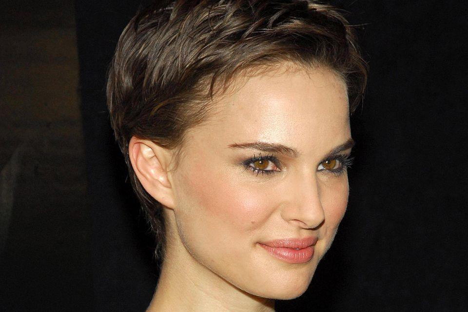 Klassische Haarschnitte: Pixie