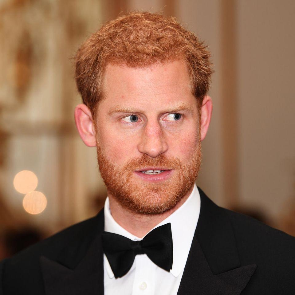 Prinz Harry: Er fürchtete, dass Williams Kinder ihn übertrumpfen
