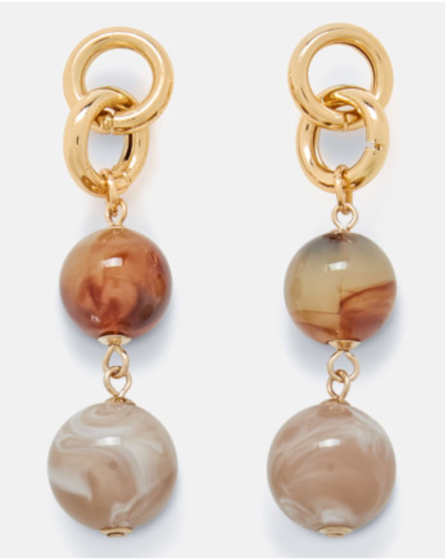 Accessoires für Curvys: Ohrringe
