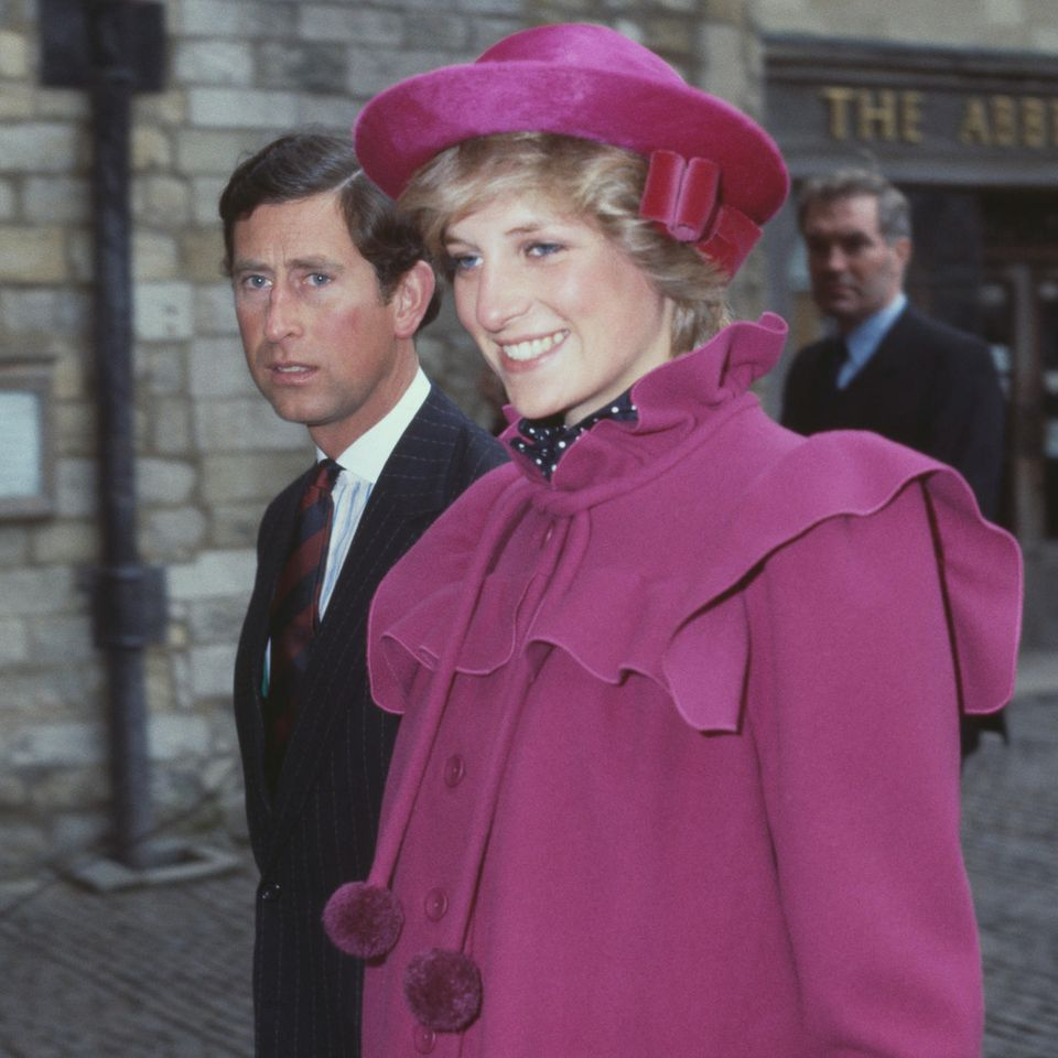 Prinzessin Diana + Prinz Charles: Standen sie kurz vor der Versöhnung?