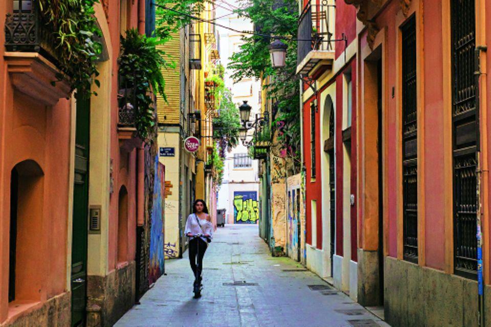 Valencia - Sehenswürdigkeiten und Tipps: El Carmen